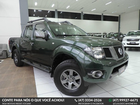 Nissan Frontier 2.5 Sv Attack 4x4