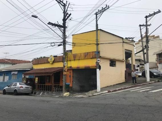 Terreno De Esquina A Venda Vila Formosa Ótima Localização E Oportunidade - 165