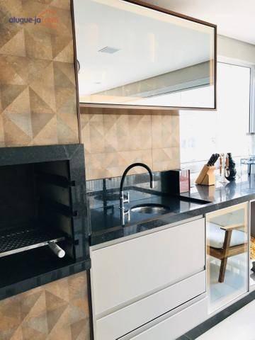 Apartamento 3 Dormitórios Com 2 Vagas - Ap12270