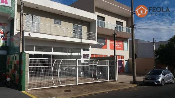 Salão Para Alugar, 181 M² Por R$ 2.500,00/mês - Jardim Dona Regina - Santa Bárbara D