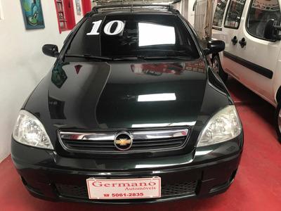Chevrolet Corsa 1.4 Maxx Econoflex Verde Completo 2010/ 2010