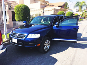 Blindada 2004 Vw Touareg V8 Gasolina Nivel 4 Plus Blindados