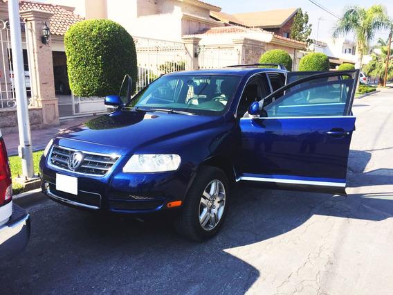 Blindada 2004 Vw Touareg V8 Gasolina Nivel 4 Plus Blindados