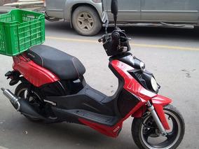 Ganga Vendo Excelente Moto Ayco Zero 125cc Automatica