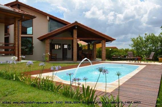 Casa Em Condomínio Para Venda Em Sorocaba, Caputera, 3 Dormitórios, 1 Suíte, 2 Banheiros, 4 Vagas - 1426_1-764580