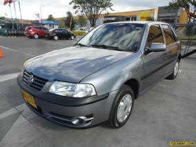Volkswagen Gol Plus Mt 1800cc