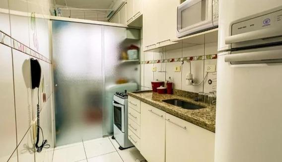 Apartamento Para Alugar, 57 M² Por R$ 1.221,00/mês - Picanco - Guarulhos/sp - Ap0156