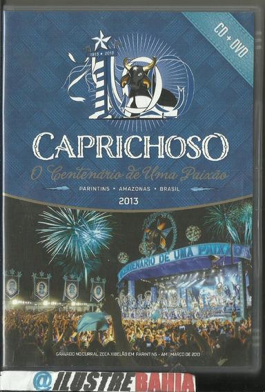 Dvd+cd Caprichoso Centenário De Paixão 2013 Amazonas Brasil