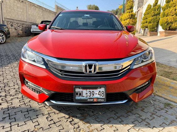 Honda Accord 2.4 Sport Cvt 2016