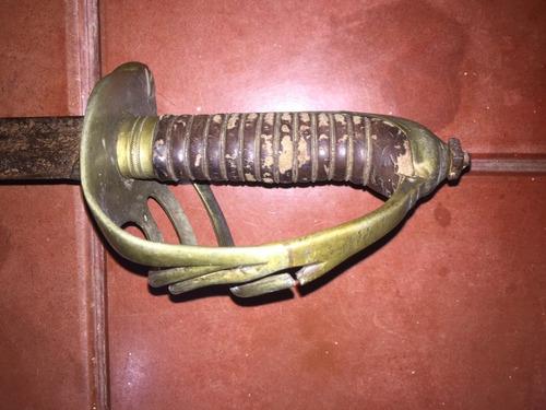Espada Antigua De Colección Modelo 2
