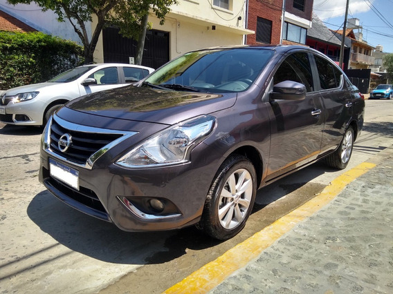 Nissan Versa 1,6 Advance At