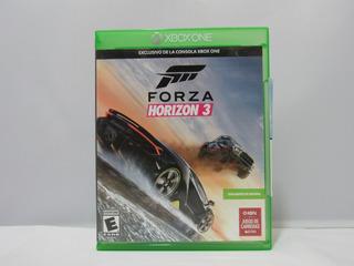 Forza Horizon 3 - Xbox One ¡fisico-usado!