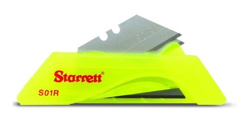 Hojas De Repuestos Para Trinchetas X10 Starrett