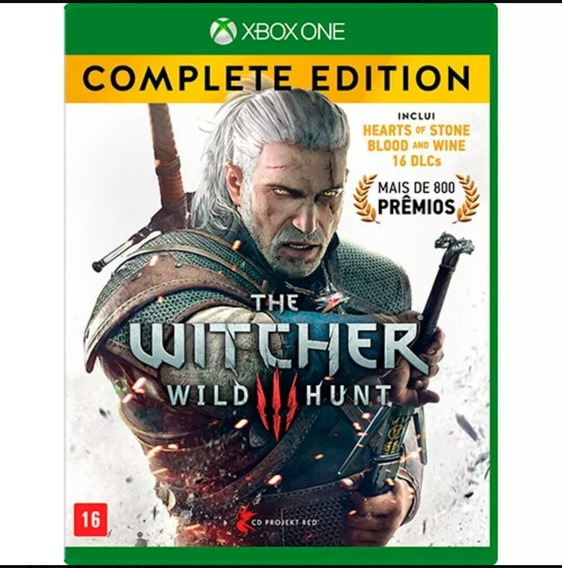 The Witcher 3 - Complete Edition Mídia Digital Xbox One