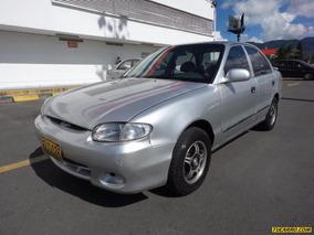 Hyundai Accent Ls Mt 1300cc 4p