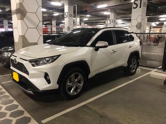 Toyota Rav4 Año 2020 4x4 2.500cc Km 9.300 Full Full