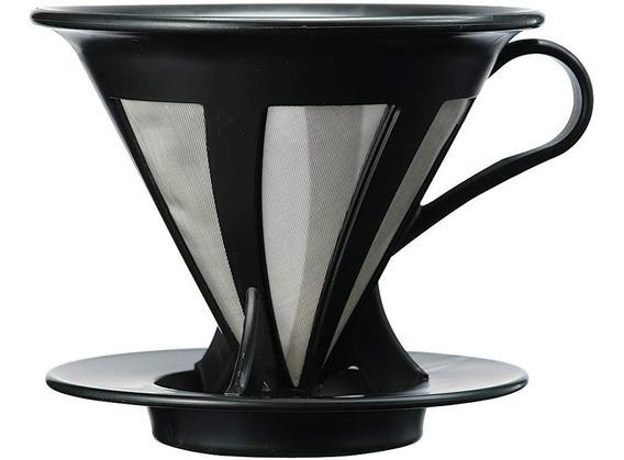 Hario Cafeor Filtro Gotero / 02 / Negro
