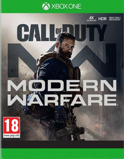 Call Of Duty Modern Warfare Digital Xbox One (no Físico)