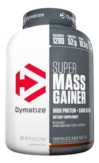 Super Mass Gainer 6 Lb