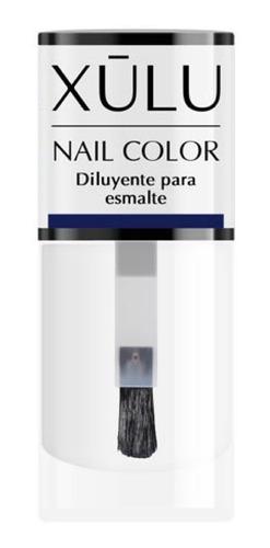Revitalizador Para Esmalte De Uñas X12c Xúlu Nail Color Z802