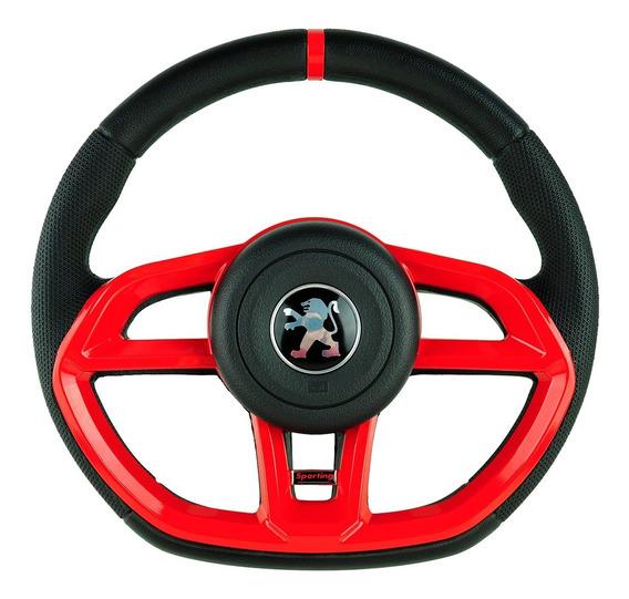Volante Esportivo Gti Completo Do Peugeot 207 Passion 2012