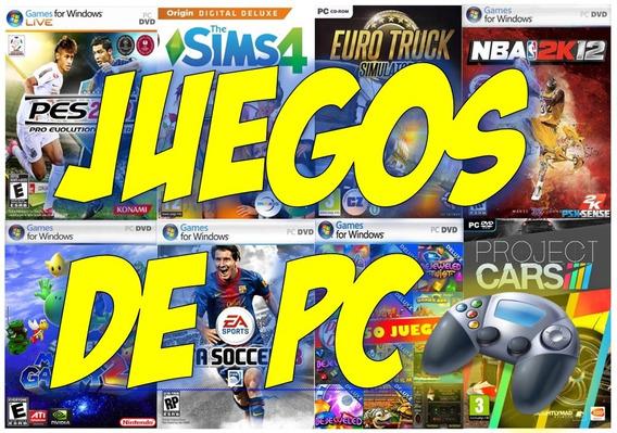 Juegos De Pc Ultimos Titulos 2019