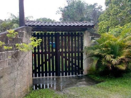 Chácara No Coronel-itanhaém, A 3 Km Da Rodovia