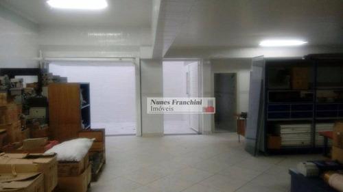Loja Para Alugar, 260 M² Por R$ 5.000,00/mês - Limão (zona Norte) - São Paulo/sp - Lo0002