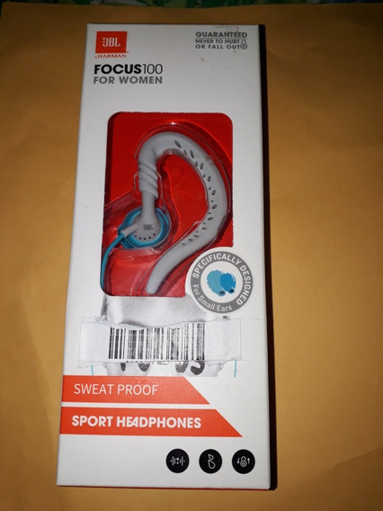 Fone De Ouvido Jbl Sport Headphone Focus 100 Novo (lacrado)