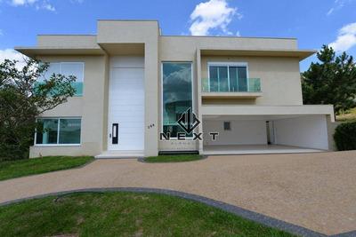Casa Com 4 Suítes À Venda, 750 M² No Residencial Villa Solaia - Alphaville - Sp - Ca0272