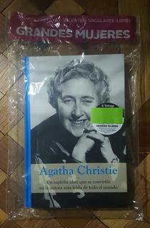 Grandes Mujeres Rba # 6 Agatha Christie.