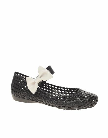 Zapatos Melissa Originales Chatitas Flats Con Moño