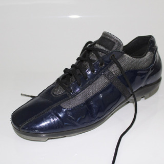 Sneakers Prada Leather & Mesh 25.5mx