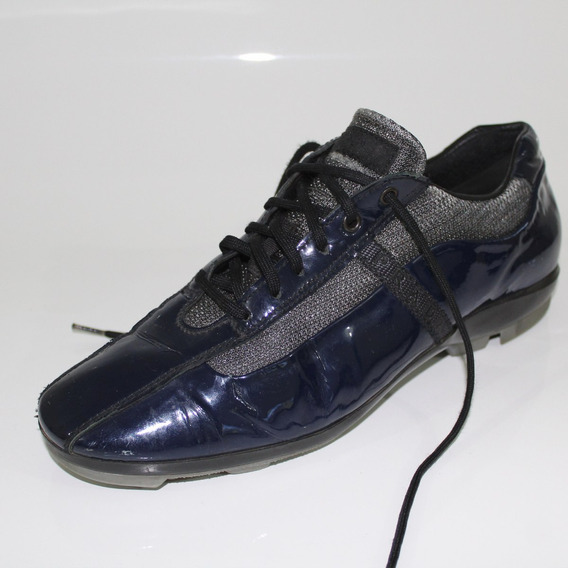 Sneakers Prada Leather & Mesh 25.5mx