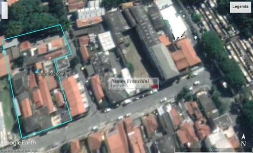 Terreno Imirim 3269m² - Zc - Te0103