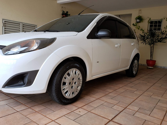 Fiesta Ford Fiesta 2014 - Completo Novo - Bom Para Uber