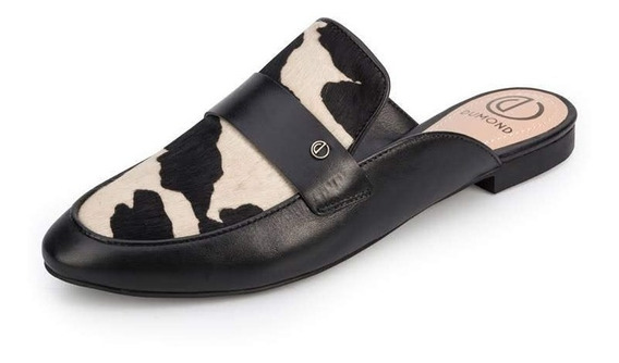 Mule Dumond Animal Print
