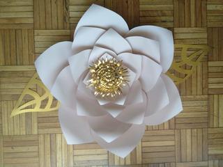 Flores De Papel, Unicornio, Matrimonios, Fiesta Infantil
