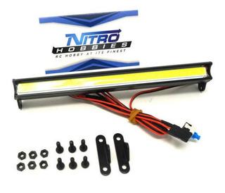 Nitro Hobbies Nhx 5.9 \ (151 Mm) Alto Voltaje Rc Aluminio
