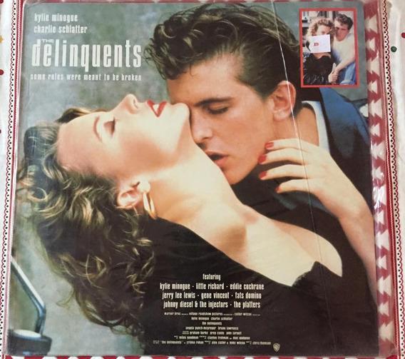 Lp Kylie Minogue Deliquents Soundtrack Importado Da Grécia