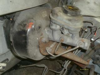 Bomba Freno Cavalier 2000 Con Hidrobac (importado)
