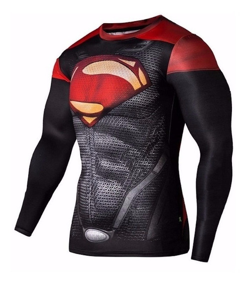 Camisa Blusa Batman Superman Capitão América Flash