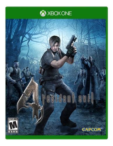 Resident Evil 4 Físico Xbox One Capcom