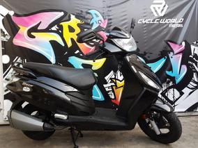 Scooter Hero Dash 8.4 Hp 0km 2017 Gtia 3 Ex Hero Honda