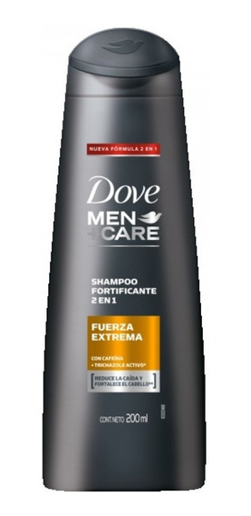Dove Men Shampoo Fuerza Extrema 200ml Unilevercp