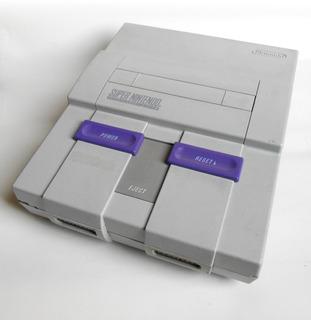 Consola Super Nintendo Snes