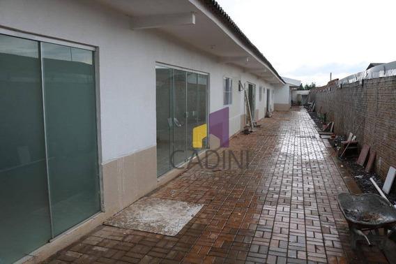 Kitnet Com 1 Dormitório Para Alugar, 35 M² Por R$ 600/mês - 14 De Novembro - Cascavel/pr - Kn0040