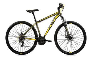 Bicicleta Olmo R29 21v Wish290 Al-fd T18 Negra