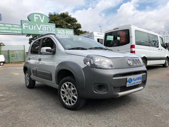 Fiat Uno Way 2013