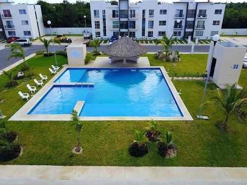 Renta Departamento Playa Del Carmen